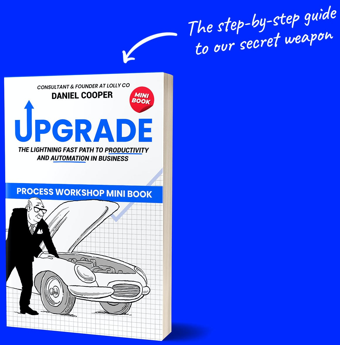 Upgrade The Book by Daniel Cooper