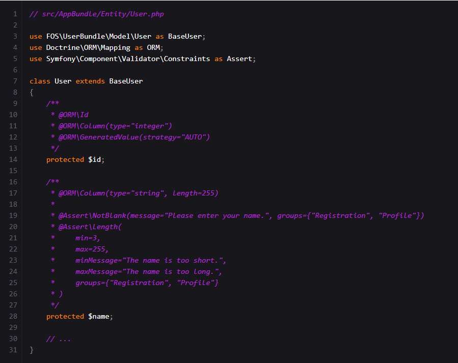 image of the code process on a code editor